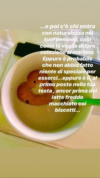 """""""Latte macchiato coi biscotti"""" di Flavio Iacones"""